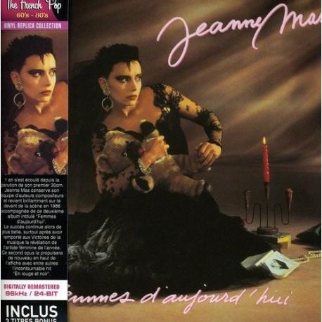Jeanne Mas - Femmes d'aujourd'hui (CD)