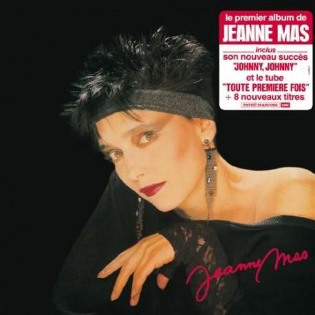 Jeanne Mas - Jeanne Mas (CD)