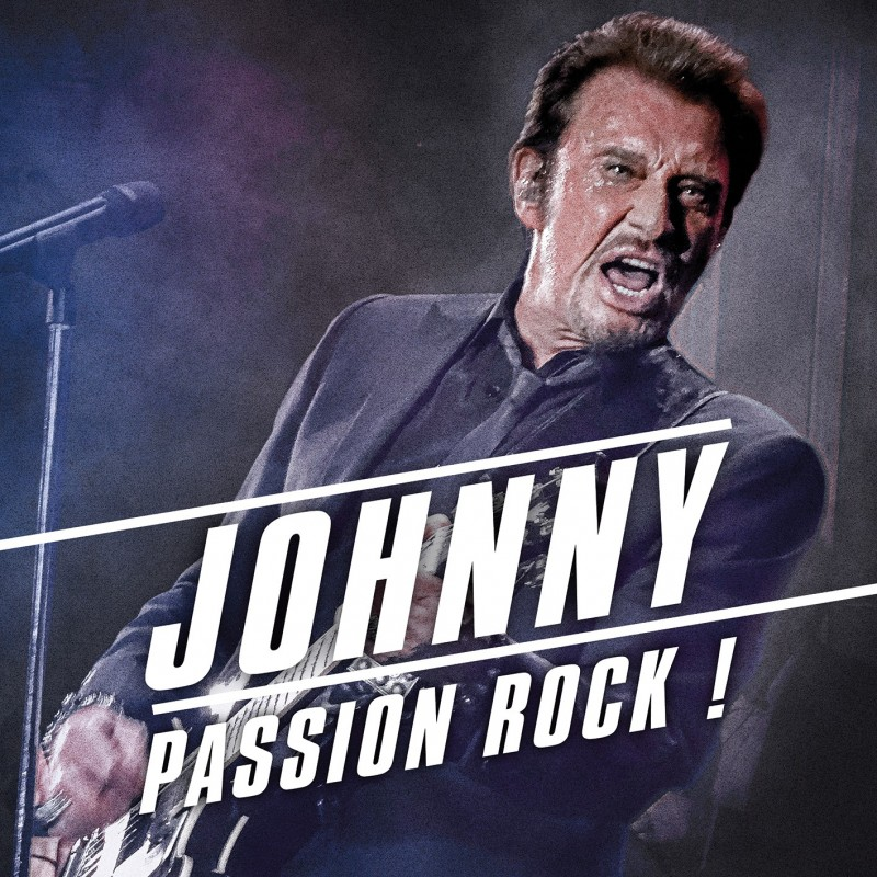 Johnny Hallyday Passion Rock Le Livre Evenement