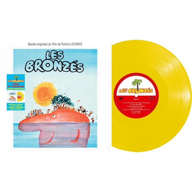 Les Bronzés - Édition 40ème Anniversaire (Vinyle)