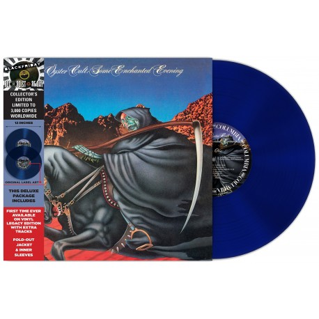 Blue Oyster Cult - Some Enchanted Evening - BF 2018 (Vinyle Bleu)