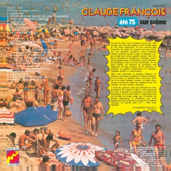 Claude François - Sur Scène - Été 75