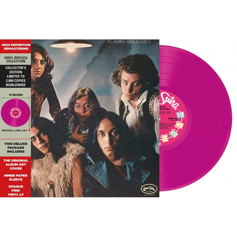 Flamin' Groovies - Flamingo (Vinyle)