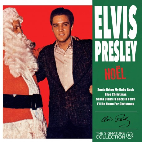 Elvis Presley - The Signature Collection N°10 - Noël (CD)