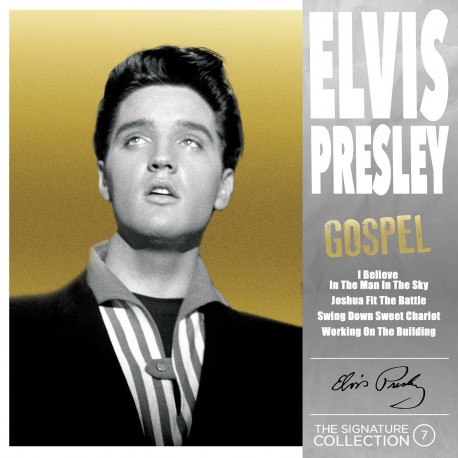 Elvis Presley - The Signature Collection N°07 - Gospel (CD)