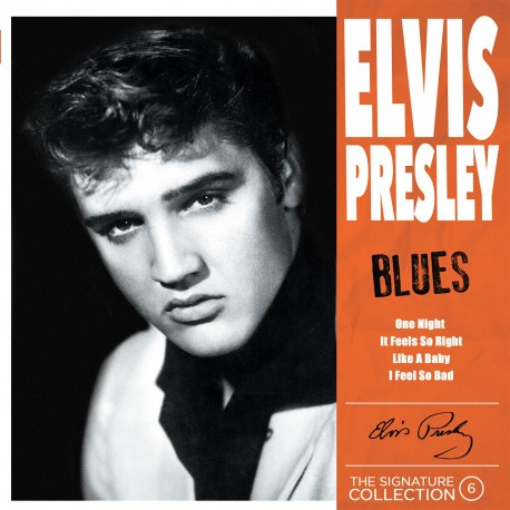 Elvis Presley - The Signature Collection N°06 - Blues (CD)
