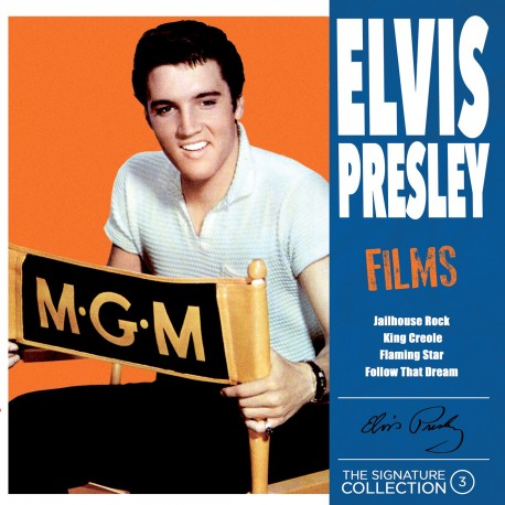 Elvis Presley - The Signature Collection N°03 - Films (CD)