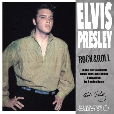 Elvis Presley - The Signature Collection N°01 - Rock 'N' Roll (CD)