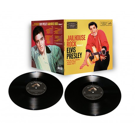 Elvis Presley - Jailhouse Rock Vol. 2 (Vinyle)