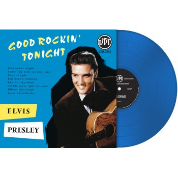 33 Tours - Elvis Presley - Good Rockin' Tonight (Vinyle)