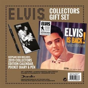 Elvis Presley - Coffret Noel Agenda et Calendrier