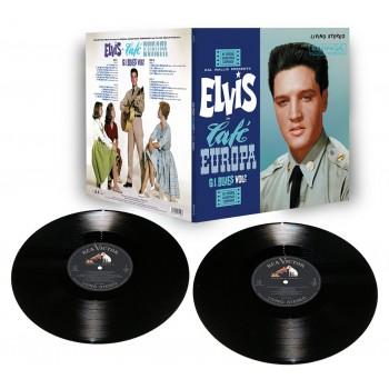 Elvis Presley - Café Europa limited edition vinyl