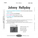 Johnny Hallyday - EP N°04 - Le P'tit Clown De Ton Coeur