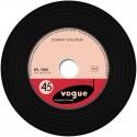 Johnny Hallyday - EP N°07 - 24 000 Baisers