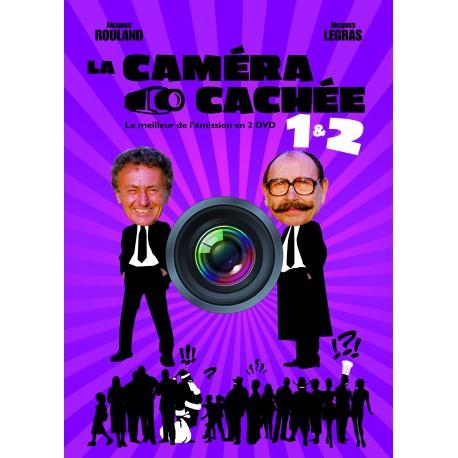 LA CAMERA CACHEE 2 DVD 1&2