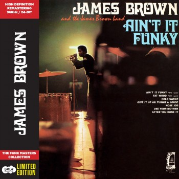 CD - James Brown - Ain't It Funky
