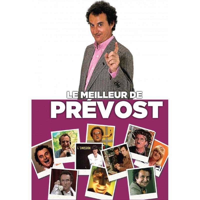 LE MEILLEUR DE PREVOST