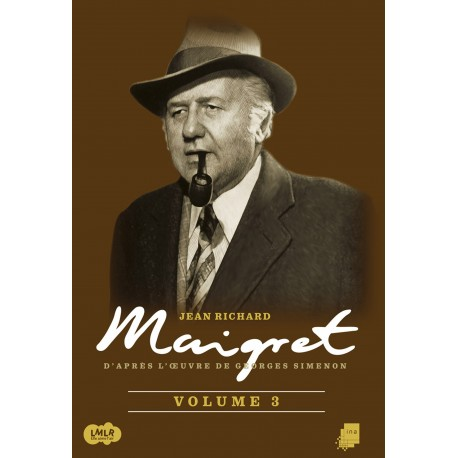 MAIGRET - Double DVD - Volume 3